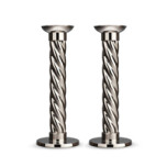 Carrousel Candlesticks Pair - Large 8 in | Gracious Style