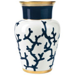 Cristobal Marine Shanghai Vase 10.25 in High