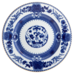 Imperial Blue Dinnerware | Gracious Style