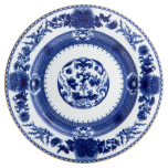 Imperial Blue Dinnerware