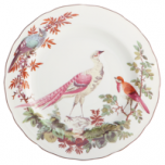 Chelsea Bird Bread and Butter Plate, Set Of Four
