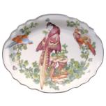 Chelsea Bird Oval Dish