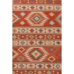Canyon Kilim Wool Woven Rug