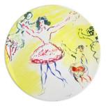 Bernardaud Collection Marc Chagall Dinnerware | Gracious Style