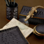 Crocodile Desk Accessories | Gracious Style
