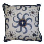 Sanded Starfish Throw Pillow 20 in Sq