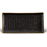 Crocodile Rectangular Tray 12x6 in