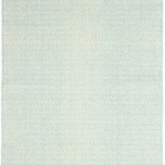 Herringbone Sky Woven Cotton Rug