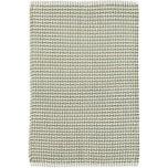 Baxter Green Woven Cotton Rug