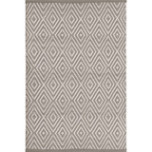Diamond Fieldstone/Ivory Indoor/Outdoor Rug | Gracious Style