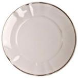 Simply Elegant Platinum Dinnerware | Gracious Style
