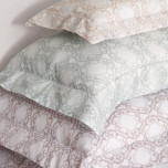 Elda Cotton Voile Sheets, Duvet Covers, Shams | Gracious Style
