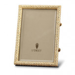 Pave Gold Picture Frame | Gracious Style