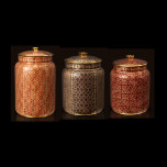 Fortuny Canisters | Gracious Style