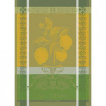 Citron Zeste Kitchen Towel 22 x 30 in