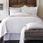 Giovanni Matelasse Cotton Coverlet | Gracious Style