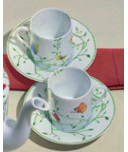 Wing Song Coffee Saucer