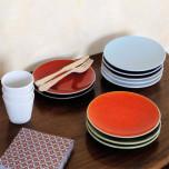 Jars Canape Plates