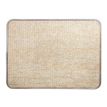 Golden Silver Woven Placemat 19