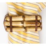 Bamboo Natural Napkin Ring