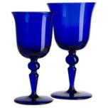 St. Moritz Water Goblet Royal Blue