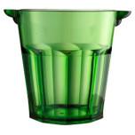Portabottiglia Ice Bucket Green 8.5 in High