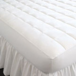 Arcadia Down Alternative Mattress Pads | Gracious Style