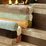 Bamboo Reversible Bath Rug | Gracious Style