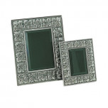 Buccellati Silver Vine Leaf Frame 2x3 3x5 5x7 | Gracious Style