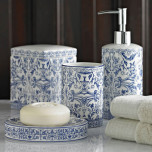 Orsay Blue Bath Accessories