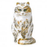 Fifi Cat Paperweight 6.5 in High