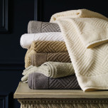 Pasha Bath Towels