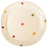 Pallini Polka Dot Dinnerware by Vietri | Gracious Style