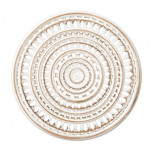 Sundial Placemats - White