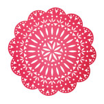 Fete Pink/Orange Placemats