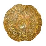 Timber Placemats - Gold