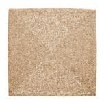 Metal Bead Square Placemats - Unigold