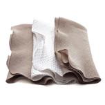 Kim Seybert Dotted Linen Napkins | Gracious Style
