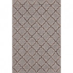 Plain Tin Grey Wool Micro Hooked Rug | Gracious Style