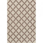 Plain Tin Oatmeal Wool Micro Hooked Rug | Gracious Style