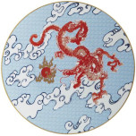 Constellation Dragon Dinnerware