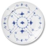 Blue Fluted Plain Dinnerware