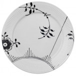 Black Fluted Mega Dinnerware