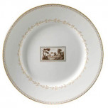 Impero Fiesole Dinner Plate 10 in