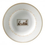 Impero Fiesole Rim Soup plate 10 in