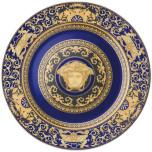 Medusa Blue Dinnerware