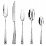 Skin Stainless Steel Flatware