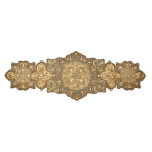 Crystal Baroque Runner 56 x 20.5 in