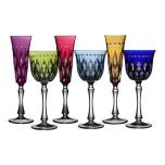 Renaissance Color Stemware | Gracious Style