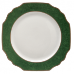 Festival Service Plate Green